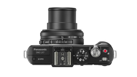 Panasonic LX7 vs Sony RX100