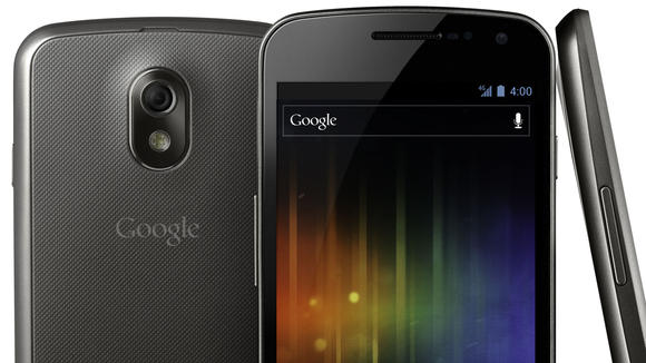 Google whacks the Galaxy Nexus back on its online store